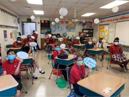 Mrs. Wilkie's Class