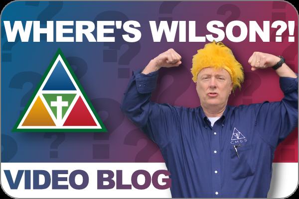 Where's Wilson Icon
